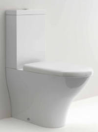 Aquatech Back to Wall Toilet Suite with Soft Close Seat