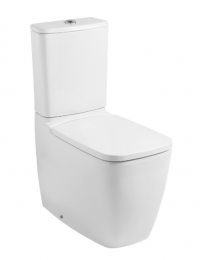 Eos Toilet Suite Back Entry Soft Close Seat