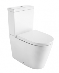 Lava Toilet Suite Back Entry with Soft Close Seat