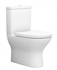 Nes Toilet Suite Soft Close Seat