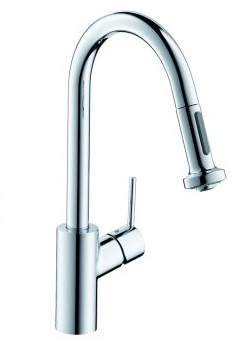 Hansgrohe Talis S2 Varlarc Single Lever Kitchen Mixer With