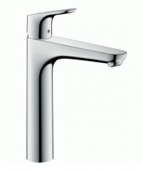 Hansgrohe FOCUS 190 Single Lever Basin Mixer