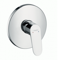 Hansgrohe FOCUS Single Lever Shower/Bath Mixer Highflow for concealed installation