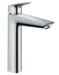 Hansgrohe LOGIS 190 Single Lever Basin Mixer