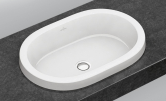 Villeroy & Boch Architectura Oval Drop In Basin