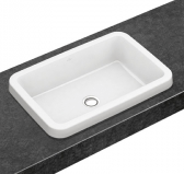 Architectura Rectangular Drop In Basin