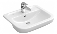 Villeroy & Boch Architectura Semi-Recessed Basin