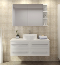 Timberline Ashton Wall Hung Vanity