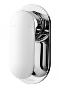Phoenix Cerchio Shower/Wall Mixer