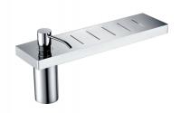 Eneo Shelf with Integrated Liquid Soap Dispenser 40cm