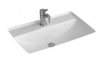 Villeroy & Boch Loop & Friends Rectangle Under-Counter Basin with Tap Shelf 600mm