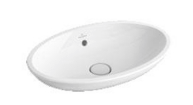 Villeroy & Boch Loop Vessel Basin - Oval Low Profile