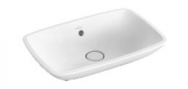 Villeroy & Boch Loop Vessel Basin - Rectangular Low Profile