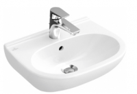 Villeroy & Boch O.novo Wash Basin 550x370mm, 1 tap hole