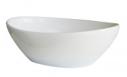 Castano Sorriso Oval Above Counter Basin