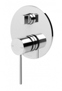 Phoenix Vivid Slimline Shower/Bath Diverter Mixer