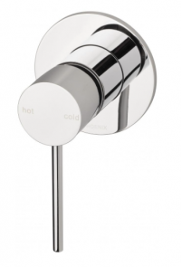 Phoenix Vivid Slimline Shower/Wall Mixer