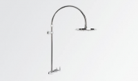 Brodware Yokato Exposed Overhead Shower Set