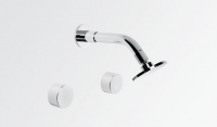 Brodware Halo Shower Set