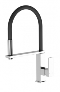 Phoenix Vezz Flexible Hose Sink Mixer (Square)