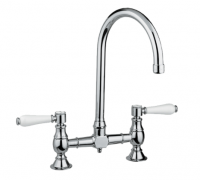 Armando Vicario Provincial Exposed Breach Kitchen Tap