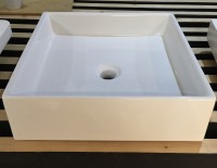 Square Above Counter Basin