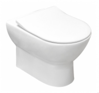 Villeroy & Boch Subway Wall-Face Toilet Suite with Slim Seat