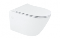 Arcisan Synergii Wall Hung Pan with Slim Line Seat